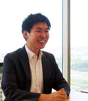 東京急行電鉄 生活サービス事業部 ICTメディア戦略部の小原裕弥さん