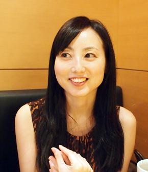 SAPジャパン 広報の石橋尚子さん
