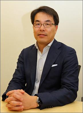 岡本浩一郎社長