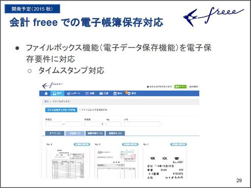 電子帳簿保存法対応