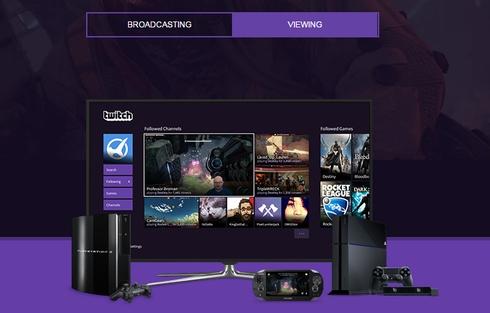 ゲーム実況のTwitch、録画アップロード機能追加でYouTubeに対抗 PS4向け