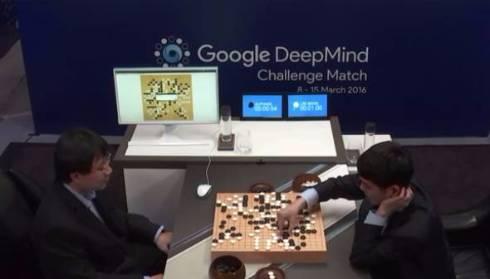 AlphaGoが李氏に一敗、「この敗...