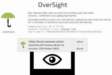 Macの内蔵カメラで盗撮可能な問題 セキュリティ研究者が報告 Itmedia エンタープライズ