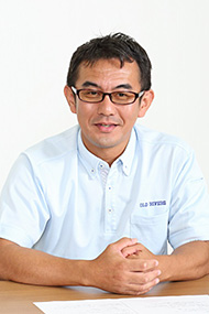 株式会社古川製作所 情報システム課 主任 貞安 啓孝氏