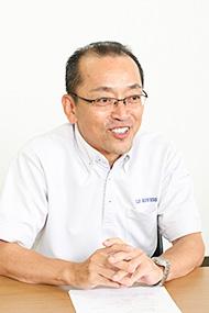 株式会社古川製作所 総務部 副部長 兼 IT戦略室 室長 槇田 聖二氏