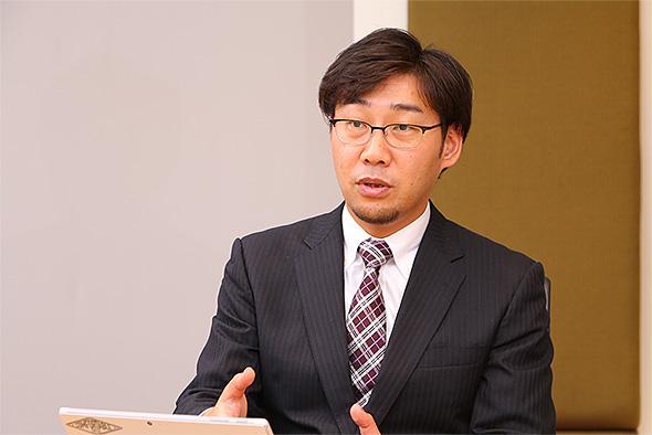 日本マイクロソフト Azureテクニカルソリューションプロフェッショナル 吉田パクえ(吉田雄哉)氏