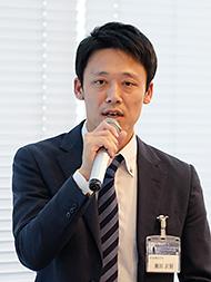 SCSK ソリューション事業部門 AMO第一事業本部 エンタープライズサービス部 第三課 課長の瀬田直樹氏