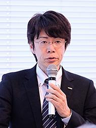 富士フイルムICTソリューションズ システム事業部 ITインフラ部 兼 IT企画部 部長 柴田英樹氏