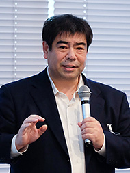 Panaya Japan 代表取締役 山岡英明氏