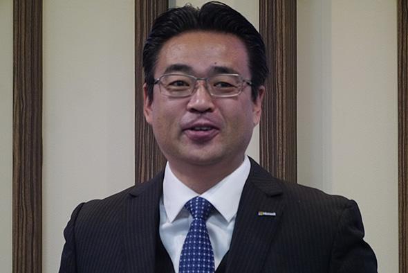 日本マイクロソフト 業務執行役員 クラウド&エンタープライズビジネス本部の佐藤久本部長