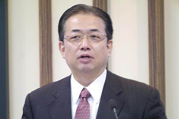 アビームコンサルティング 執行役員 プリンシバルの中本雅也氏