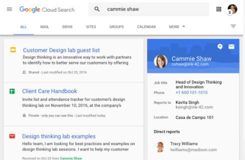 cloud search 2