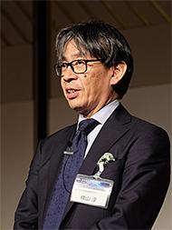 JR東日本 執行役員 総合企画本部 技術企画部長 兼 JR東日本研究開発センター所長の横山淳氏