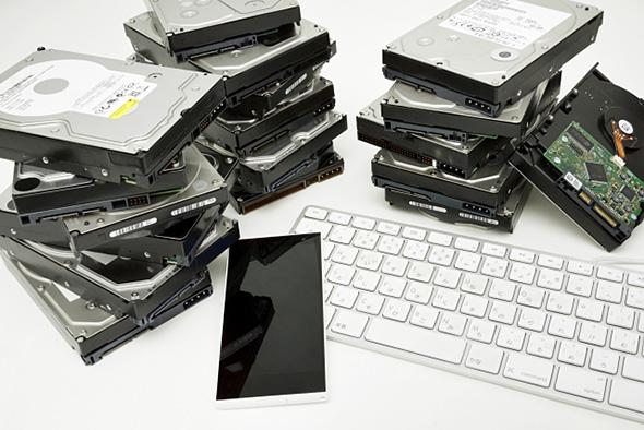 ファイルやフォルダーは消えていない