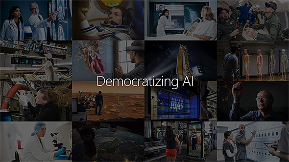 AIの民主化