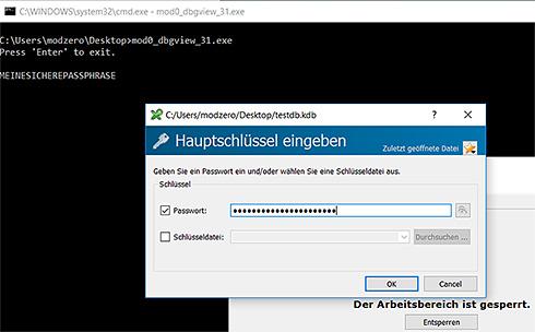 HP Keylogger