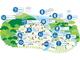 関西電力と日本マイクロソフトがタッグ、LPWAで屋外広域をカバーするIoTサービス