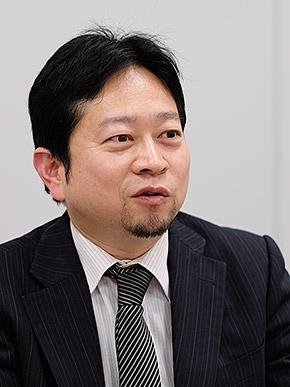 ソフトバンクの前川清之氏