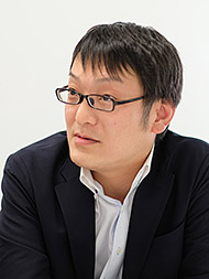 法人事業部 営業1課 アカウントセールスの岩崎眞氏