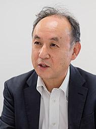 法人事業部 営業2課 スペシャリストの鈴木一夫氏