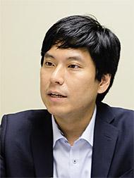 NEC パートナーズプラットフォーム事業部 マネージャー 浦田章一氏