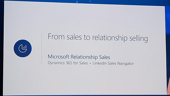 Microsoft Relationship Sales