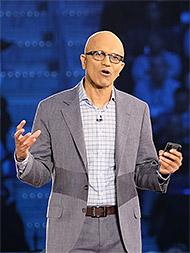 Satya Nadella CEO