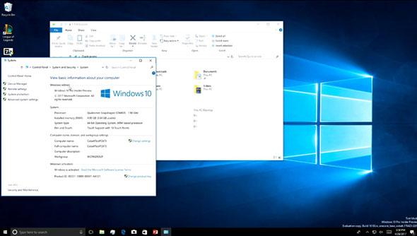 ARM版Windows 10