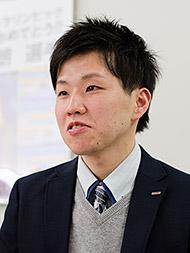 NTTドコモ イノベーション統括部 クラウドソリューション担当の守屋裕樹氏