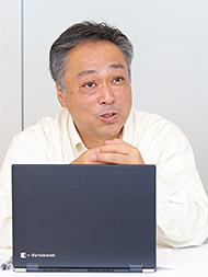 シーバイエス ISグループ グループマネジャーの井上基之氏