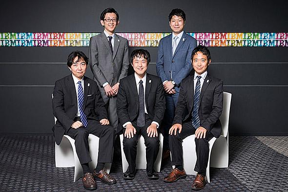 日本IBMのVMware vExpert