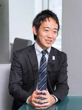 日本IBMの玉川雄一氏