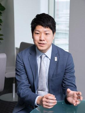 日本IBM 多田勇樹氏