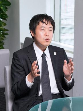 日本IBM 安田忍氏