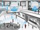 IoTとO2Oアプリでショッピングセンターの来店状況を分析——KDDIら、横浜JOINUSで実証実験