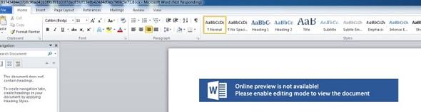 flashの脆弱性を仕込んだ不正word文書見つかる 大量の迷惑メールを送る