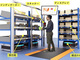 棚が自動で移動してピッキングを支援——オリックス、物流施設で「AI搭載 自動搬送ロボット EVE」のレンタル開始