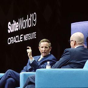 """""""北極星""""を見失うな    Oracle傘下のクラウドERP、NetSuite創業者が語る「ブレない経営に不可欠なもの ..."""