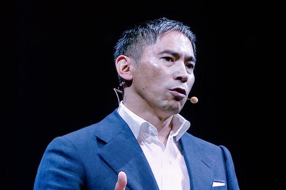 アマゾンウェブサービスジャパン代表取締役社長 長崎忠雄氏