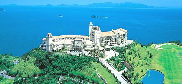 会員制リゾートホテル事業を手がけるリゾートトラスト