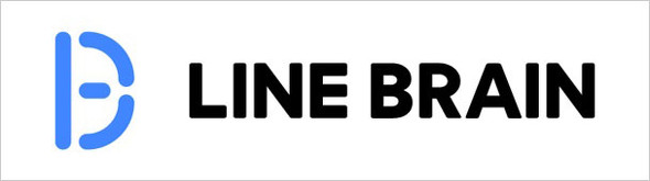 LINE BRAINロゴ