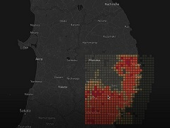 人工衛星の画像から、林面積や貯水量の時系列変化を分析 富士通クラウドテクノロジーズの「Starflake」