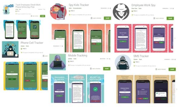Avastが通報と削除を伝えたストーカーアプリ
