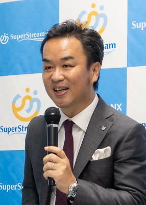 企画開発本部長の山田誠氏