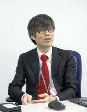 花王 上野 篤氏