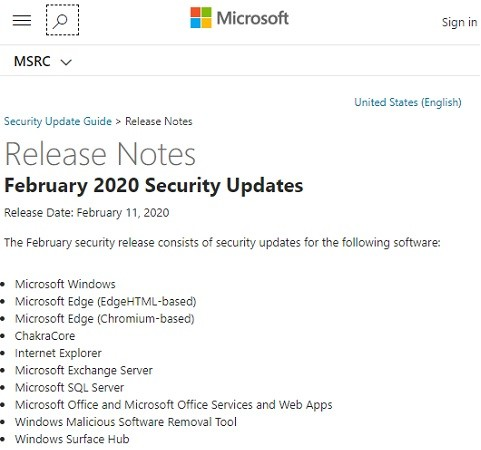 Microsoft SS