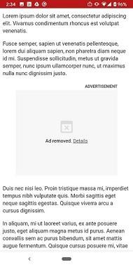 しきい値を超えると広告枠にエラー画像が表示、ユーザーにはリソース消費が過剰だったことが通知される