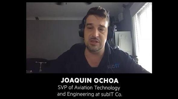 subITのJoaquin Ochoa氏