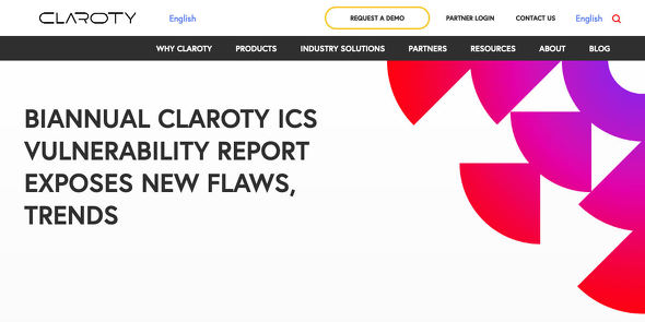 Biannual Claroty ICS Vulnerability Report Exposes New Flaws