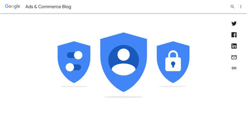 Google charts a course towards a more privacy-first web